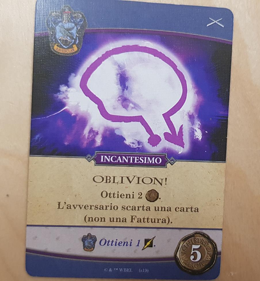 Harry Potter Oblivion