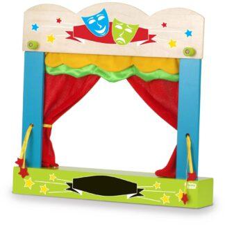 Teatrini e marionette